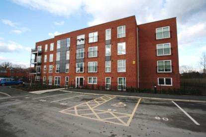 2 Bedrooms Flat for sale in Sheen Gardens, Manchester, Greater Manchester