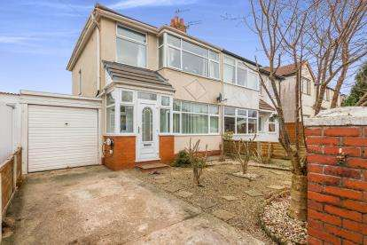 3 Bedrooms Semi Detached House for sale in Lowood Grove, Lea, Preston, Lancashire