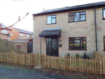 3 Bedrooms Semi Detached House for sale in Downham Market, Kings Lynn, Norfolk