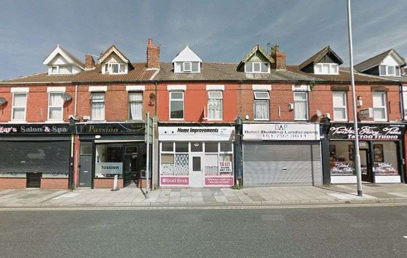 4 Bedrooms Flat for sale in 374 Poulton Road, Wallasey