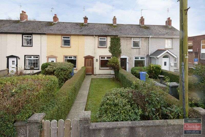 2 Bedrooms Terraced House for sale in 76 John Street, Newtownards, BT23 4LZ
