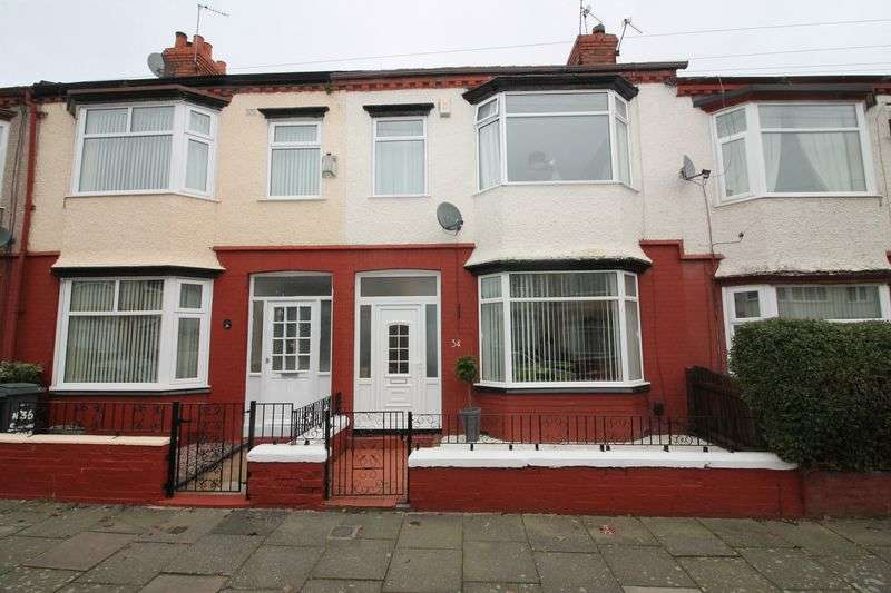 3 Bedrooms Terraced House for sale in Southdale Road, Tranmere