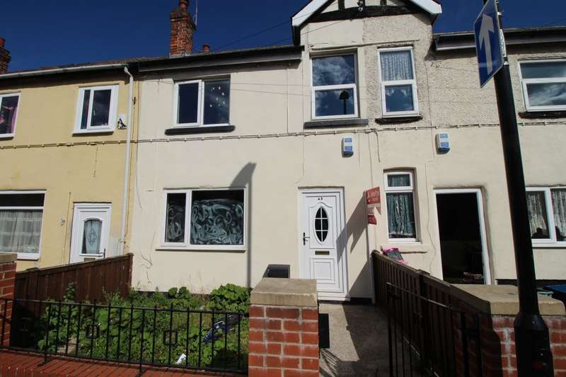 3 Bedrooms Property for sale in Princes Crescent, Edlington, Doncaster, DN12