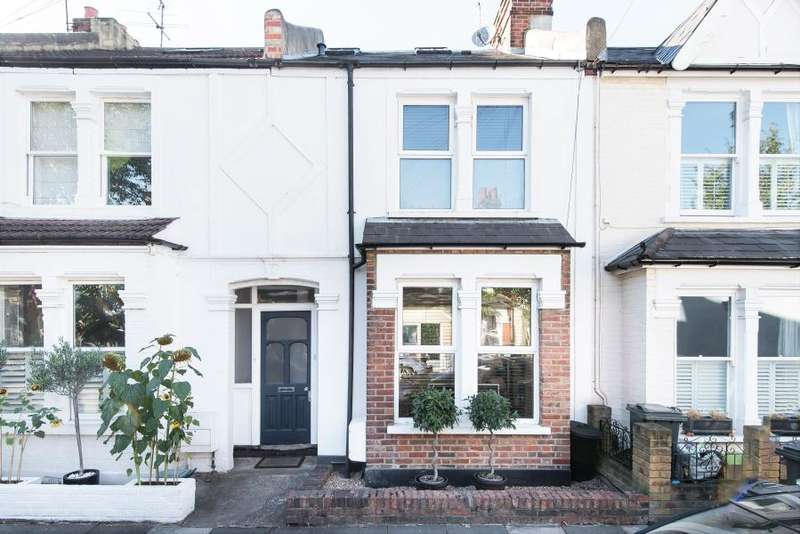 3 Bedrooms House for sale in Geraldine Road, Chiswick W4