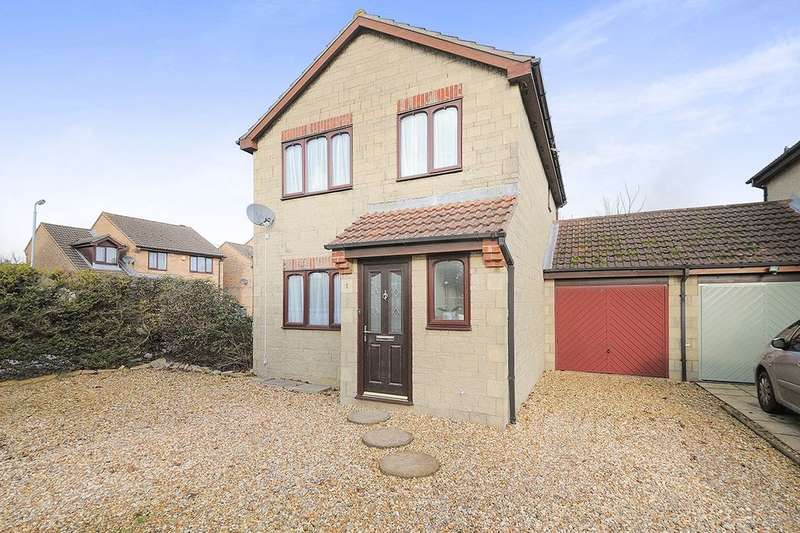 3 Bedrooms Detached House for sale in Cowslip Grove, Calne, SN11