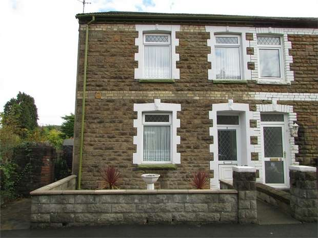 3 Bedrooms End Of Terrace House for sale in Grove Lane, Skewen, Neath, West Glamorgan