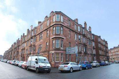 1 Bedroom Flat for sale in Niddrie Road, Glasgow, Lanarkshire