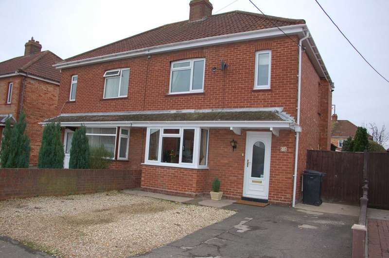 3 Bedrooms Semi Detached House for sale in Colin Road, Taunton