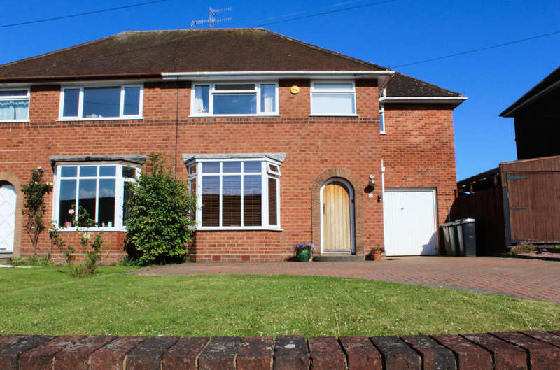 4 Bedrooms Semi Detached House for sale in Cornmeadow Lane, Worcester, Worcester, WR3