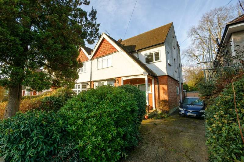 5 Bedrooms Semi Detached House for sale in Woodridings Avenue, Hatch End, Pinner
