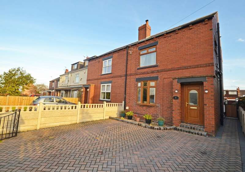 3 Bedrooms Semi Detached House for sale in Common Ing Lane, Ryhill, Wakefield