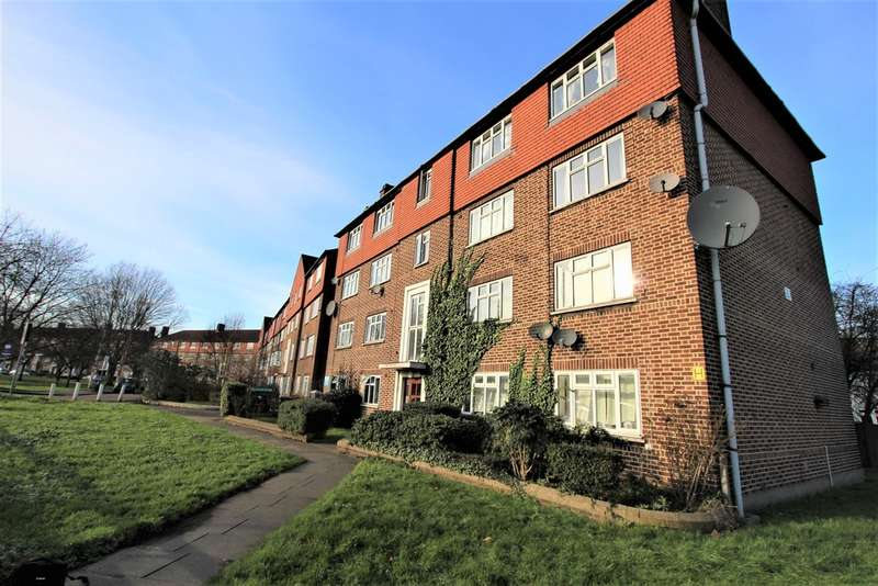 2 Bedrooms Flat for sale in Bushey Court, Bushey Road, Raynes Park