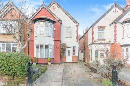 4 Bedrooms Semi Detached House for sale in Douglas Road, Acocks Green, West Midlands, Birmingham