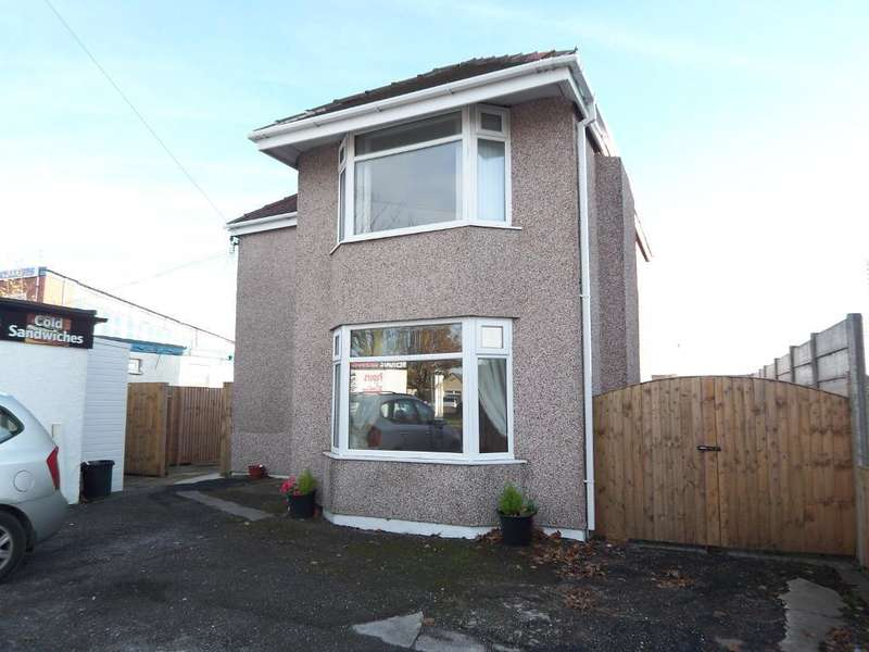 1 Bedroom Flat for sale in Westgate, Morecambe, LA3 3DD