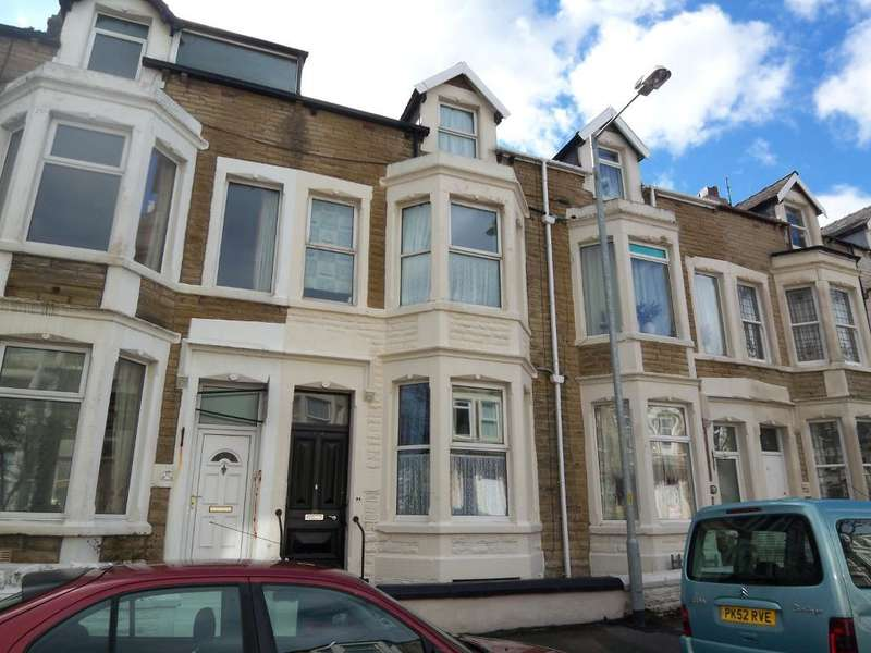 9 Bedrooms Terraced House for sale in Clarendon Road, Morecambe, LA3 1QZ