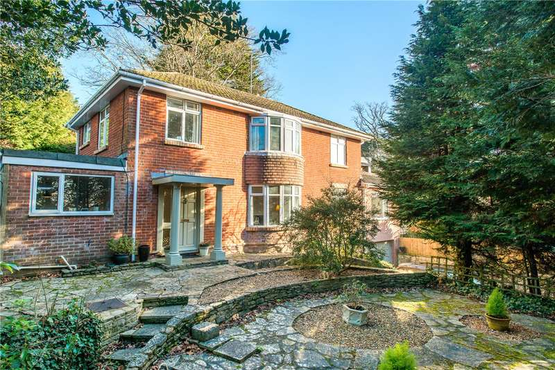 4 Bedrooms Detached House for sale in Flambard Road, Lower Parkstone, Poole, Dorset, BH14