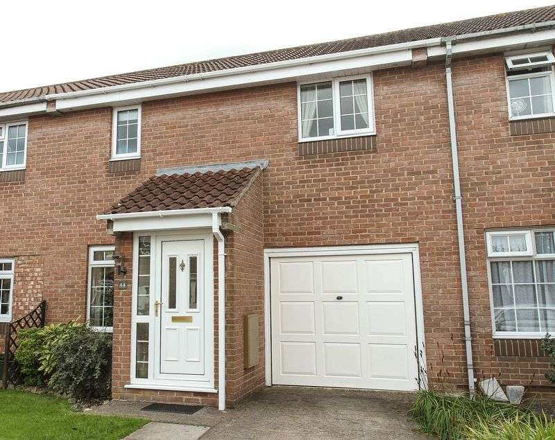 3 Bedrooms Terraced House for sale in Claremont Gardens, Clevedon