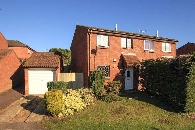 3 Bedrooms Semi Detached House for sale in Mortain Drive, Berkhamsted, HP4