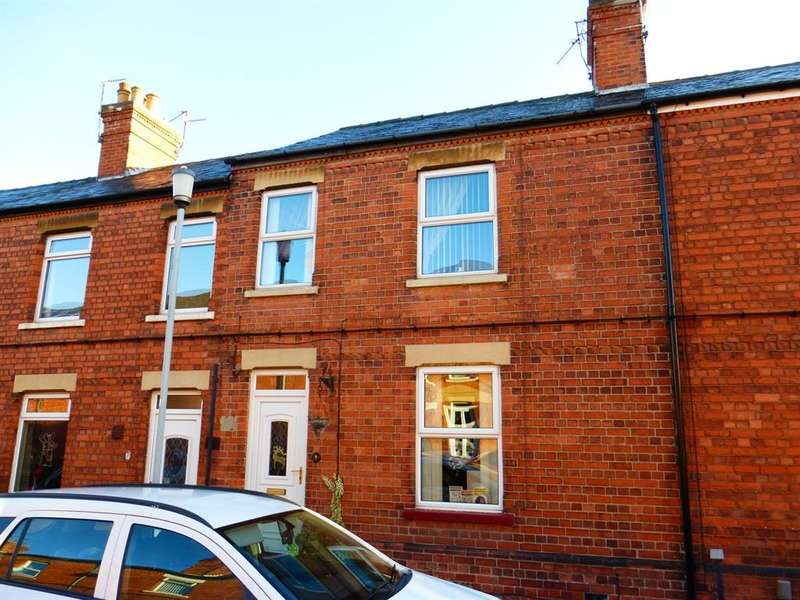 3 Bedrooms Terraced House for sale in Grosvenor Road, New Balderton, Newark, NG24