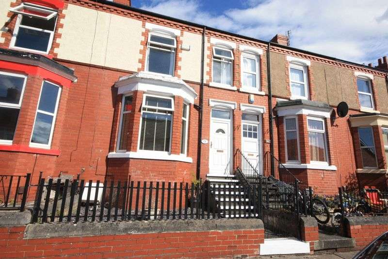 2 Bedrooms Terraced House for rent in Geneva Terrace, Darlington