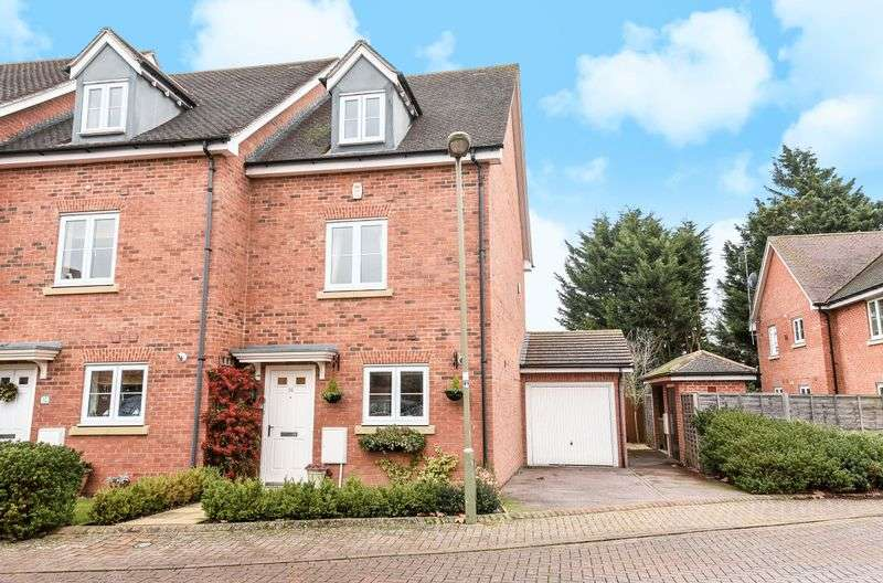 4 Bedrooms House for sale in Northcourt Mews, Abingdon