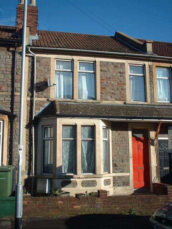 4 Bedrooms Terraced House for rent in Radnor Road, Horfield, Bristol