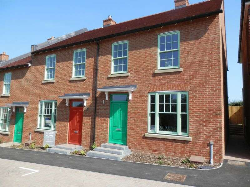 3 Bedrooms Semi Detached House for sale in Elmwood Park, Woodnesborough