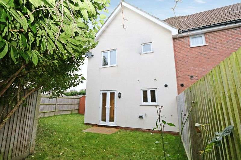 1 Bedroom Semi Detached House for sale in Paxton Road, Fareham