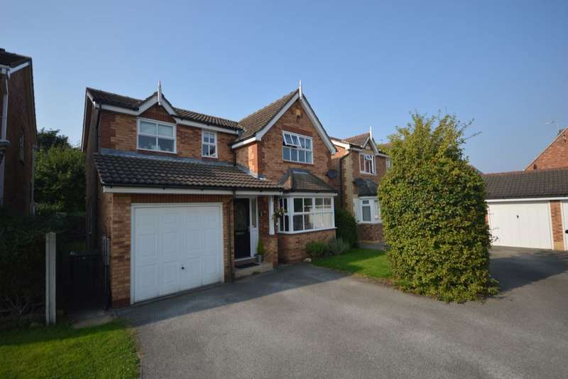 4 Bedrooms Detached House for sale in Grange View, Balby, Doncaster, DN4