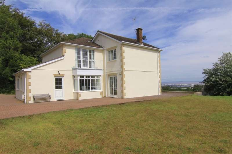 4 Bedrooms Detached House for sale in Woodland Lane, Leckwith, Cardiff