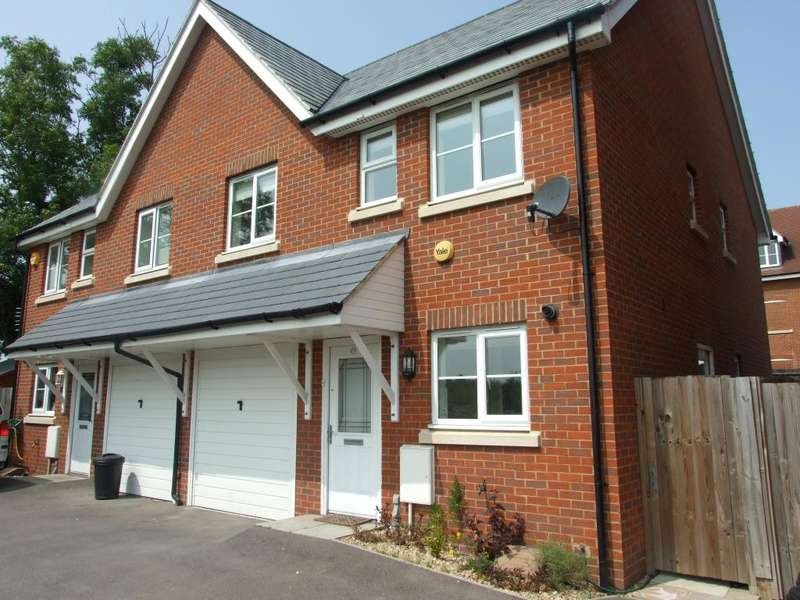 4 Bedrooms Semi Detached House for rent in Ducketts Mead, Reading, Berkshire, RG2