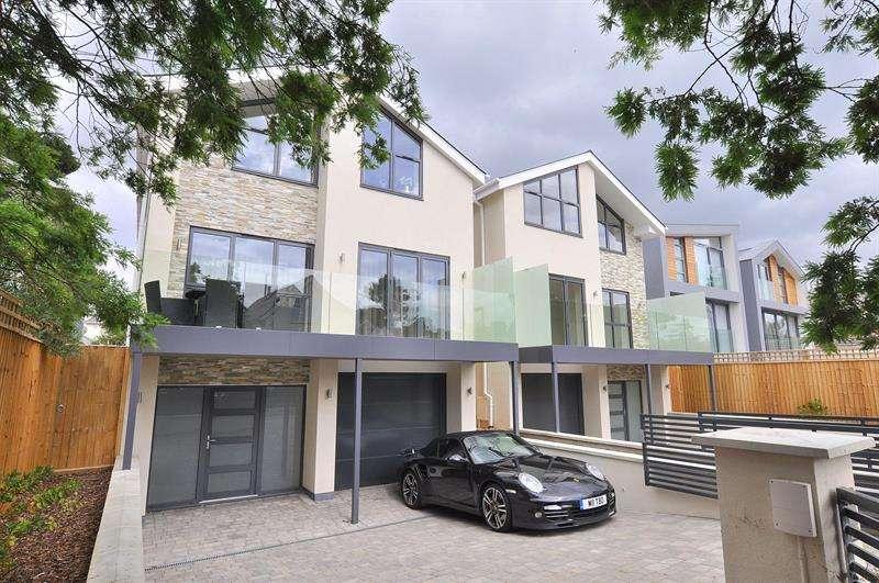 5 Bedrooms Detached House for sale in Grasmere Road, Sandbanks, Poole