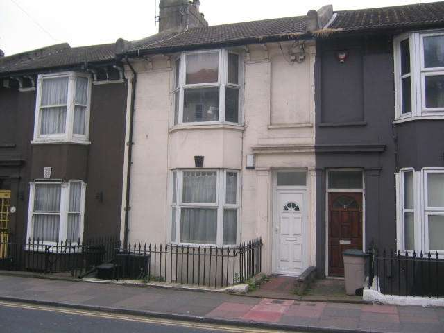5 Bedrooms Terraced House for rent in Upper Lewes Road, Brighton