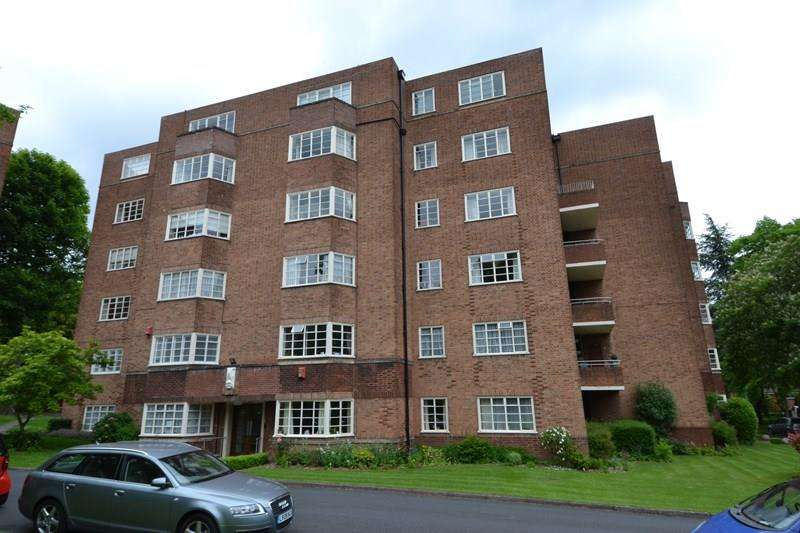 2 Bedrooms Flat for sale in Viceroy Close, Edgbaston, Birmingham