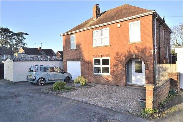 5 Bedrooms Detached House for sale in Pine Tree Drive, Barnwood, Gloucester, GL4 3LJ