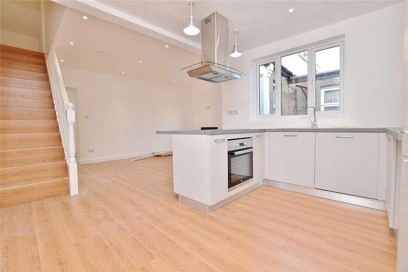 2 Bedrooms Maisonette Flat for sale in Alston Road, Barnet, Hertfordshire, EN5