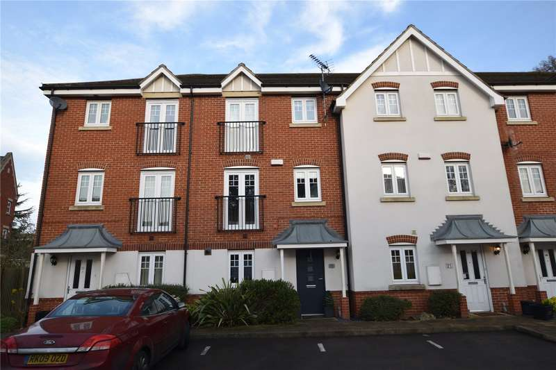3 Bedrooms Terraced House for sale in Perigee, Shinfield, Reading, Berkshire, RG2