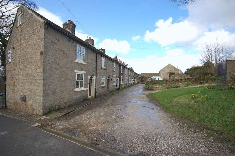 2 Bedrooms Terraced House for sale in Hill End Lane, Mottram
