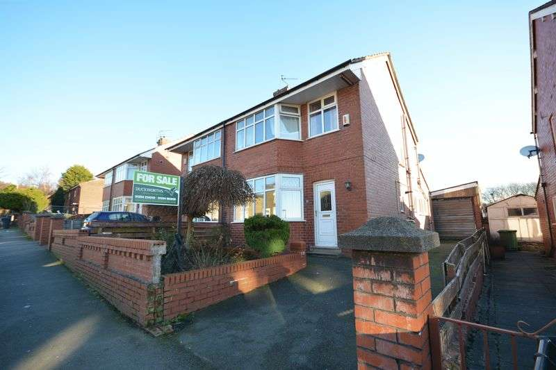 3 Bedrooms Semi Detached House for sale in Hodder Street, Accrington