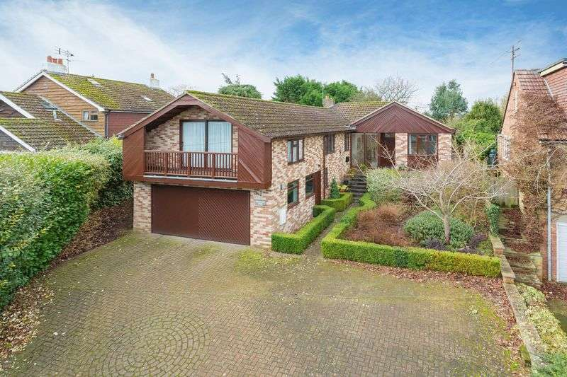 5 Bedrooms Detached House for sale in Hanney Road, Southmoor