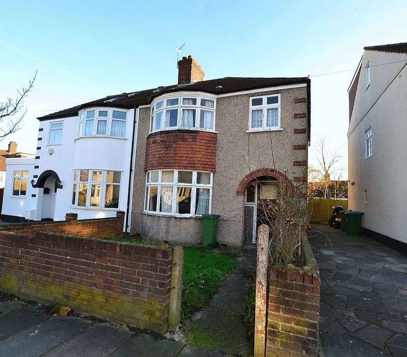 3 Bedrooms Semi Detached House for sale in Mainridge Road, Chislehurst