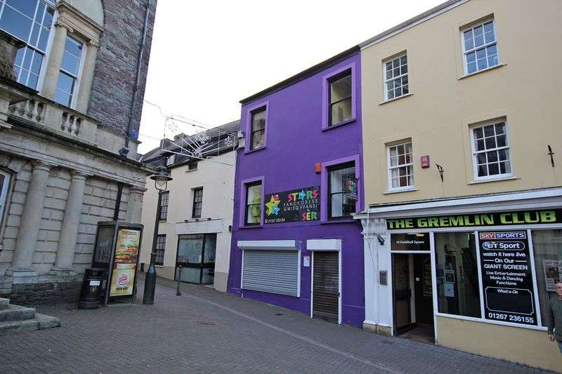 Property for sale in 16a Guildhall Square, Carmarthen