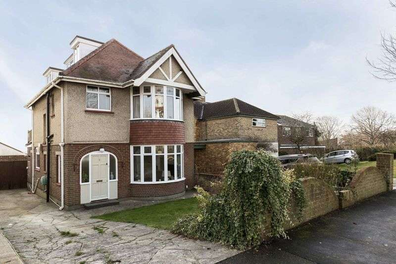 4 Bedrooms Detached House for sale in Grant Road