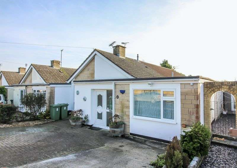 3 Bedrooms Detached Bungalow for sale in Wythburn Road, Frome