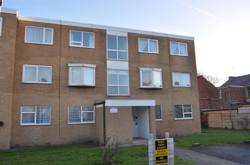 2 Bedrooms Flat for sale in Park View Court, South Shore, Blackpool, FY4 2BD