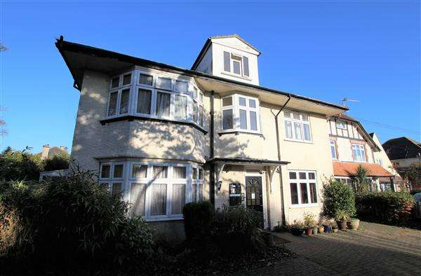 1 Bedroom Flat for sale in Newstead Road, Bournemouth