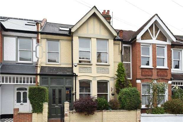 6 Bedrooms Terraced House for sale in Ribblesdale Road, SW16