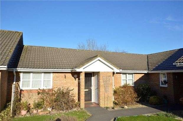 2 Bedrooms Bungalow for sale in Batten Court, Chipping Sodbury, BS37 6BL