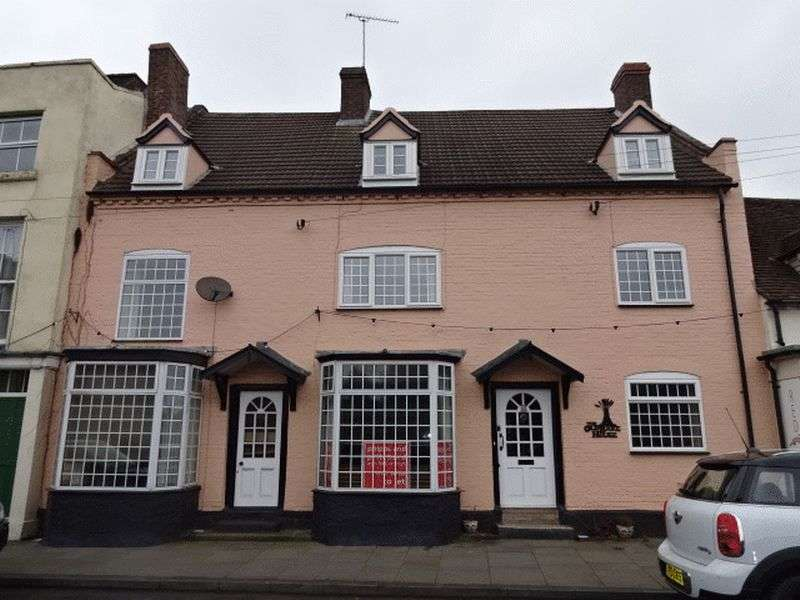 6 Bedrooms Terraced House for sale in High Street, Cleobury Mortimer DY14 8DQ