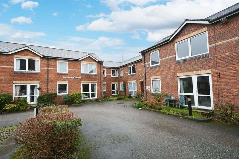 1 Bedroom Flat for sale in Homebeck House, Gatley, Cheadle